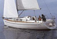 Oceanis 393 - Kopie