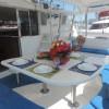 2 keel A - sailing catermaran